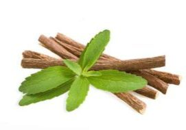 stevia and licorice